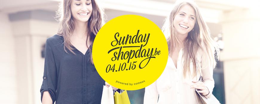 Kom winkelen tijdens sunday shopday geel centrum for Lievens interieur geel
