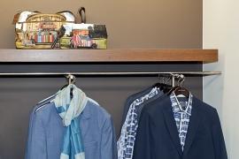 Klassieke en moderne kleding